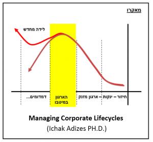 Ichak Adizes- Corporate Lifecycles